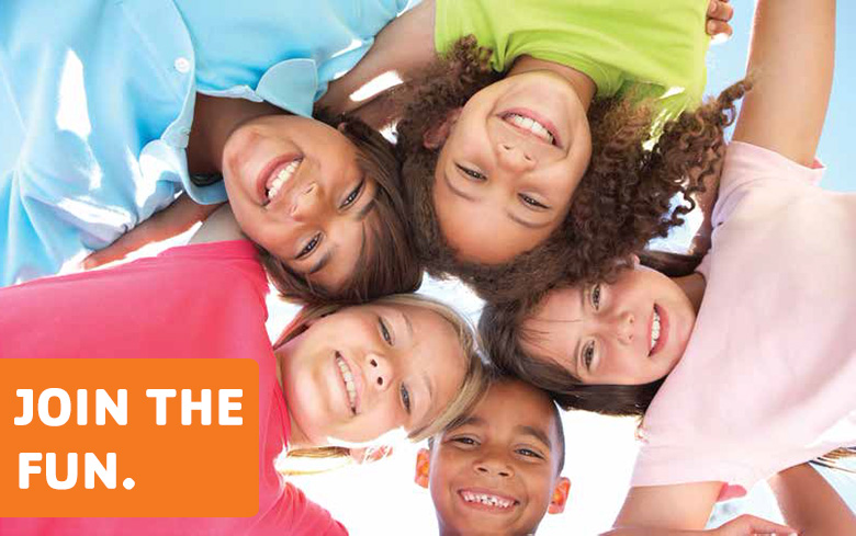 Join the fun! | Kids smiling together