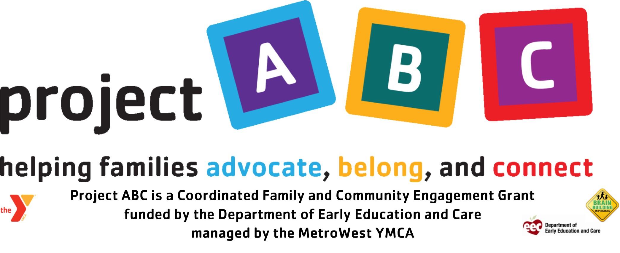 Project ABC | Metrowest YMCA | MetroWest YMCA