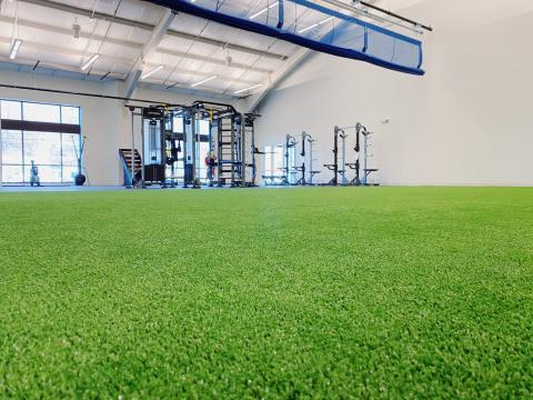 NEW Turf/Functional Training Space